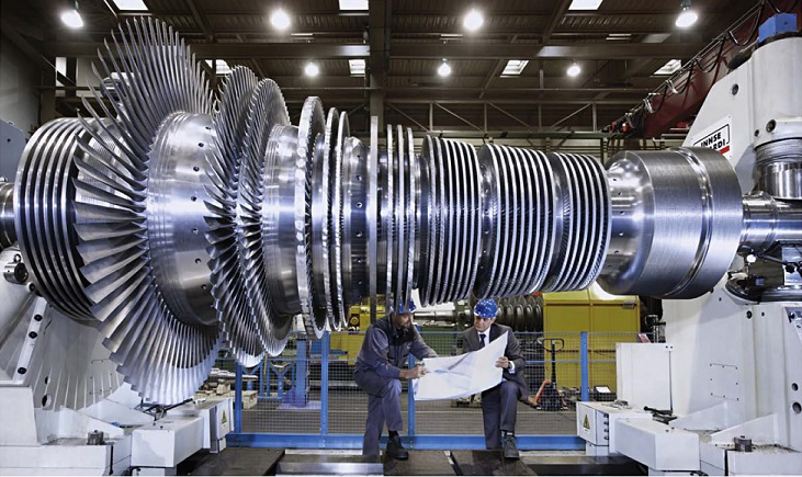 фото ротора турбины нас можете