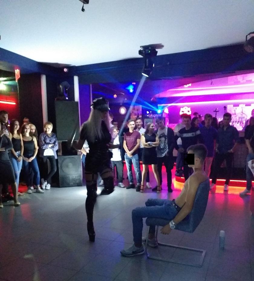 В москве на посвящении в клубе в скачать эротические реалити шоу