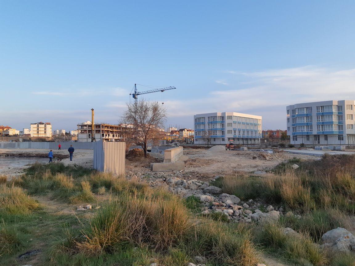 Солдатского пляжа больше нет