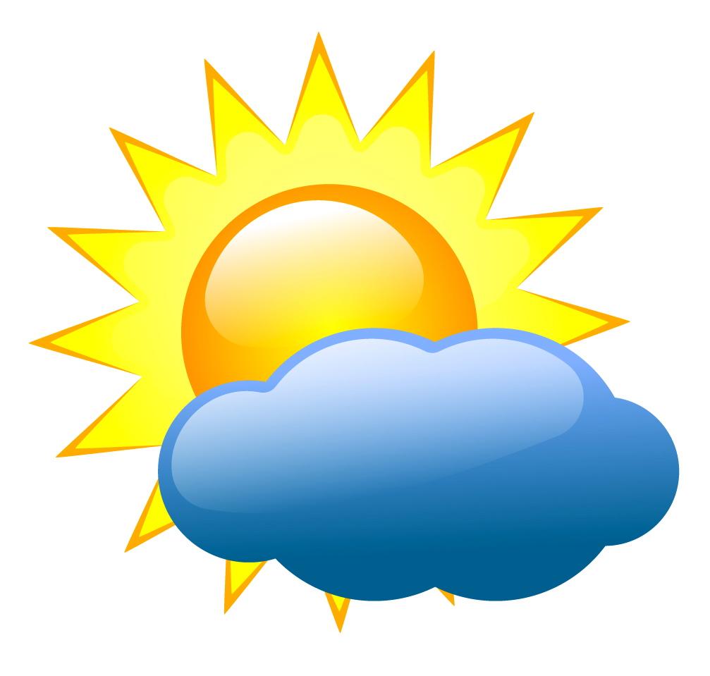Картинка погода облачно