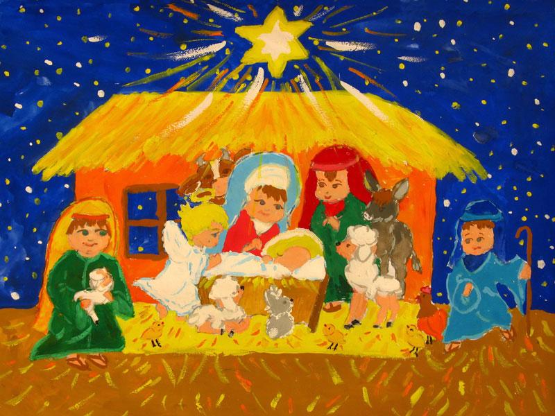 экзоскелеты конкурс рождественской открытки вам
